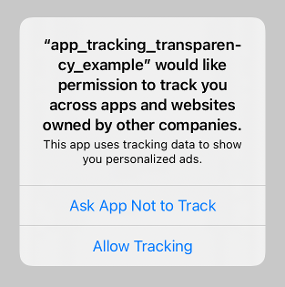 app_tracking_transparency Card Image