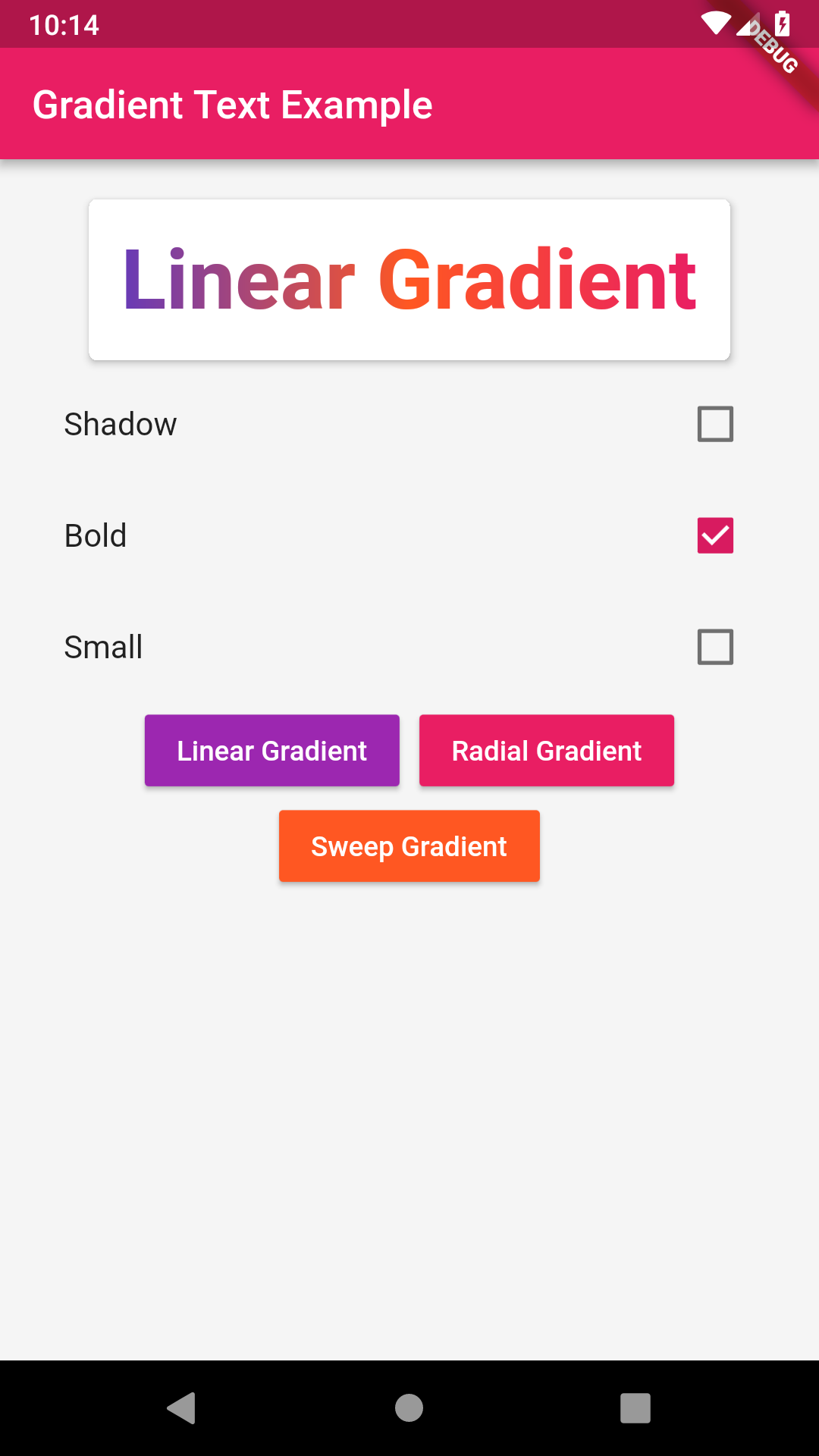 gradient_text Card Image